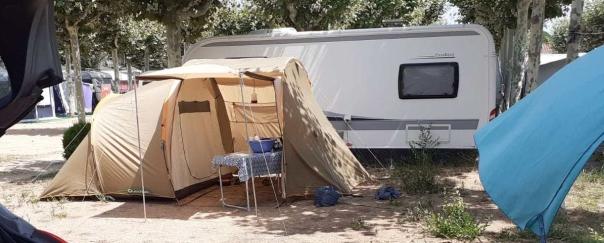 camping platja